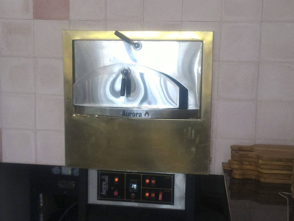 Aurora 120 CeramicRose Oven Pizza Brick Lava Stones Wood Gas Bali Indonesia Asia 500