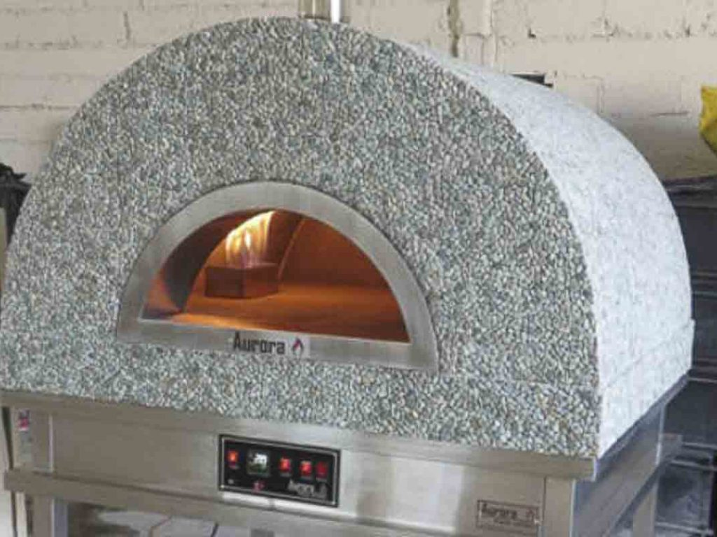 Aurora 90 mosaicstone Oven Pizza Brick Lava Stones Wood Gas Bali Indonesia Asia 200 009