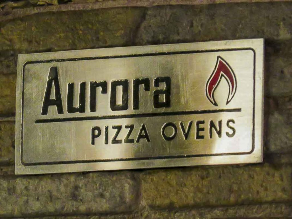 Aurora Oven Pizza Brick Lava Stones Wood Gas Bali Indonesia Asia Generic 018
